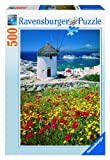 Ravensburger Mykonos, Greece - 500 Pieces Puzzle
