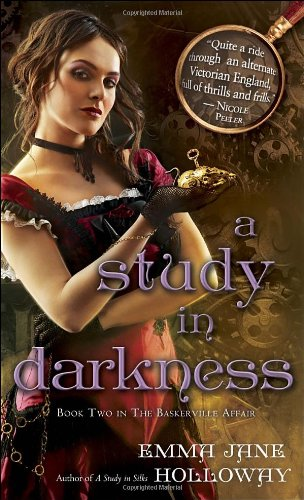 Image of A Study in Darkness: Book Two in The Baskerville Affair