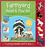 Farmyard Read & Play Set (0007259697) by Rosen, Michael