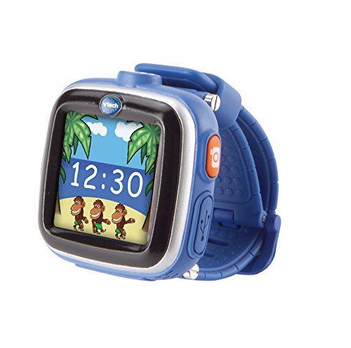 Vtech - 155705 - Jeu Electronique - Kidizoom - Smart Watch - Bleu