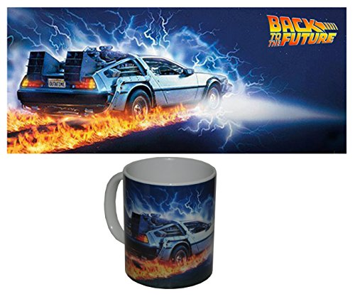 Tazza Back to the Future lamiera II