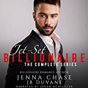 Jet-Set Billionaire: The Complete Series | Jenna Chase, JB Duvane