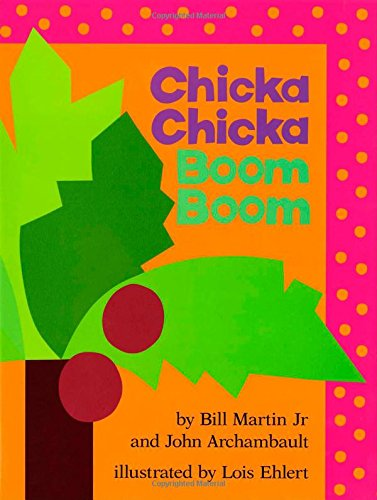 Chicka Chicka Boom Boom (Chicka Chicka Book, A) (Books For Babies Under 1 compare prices)