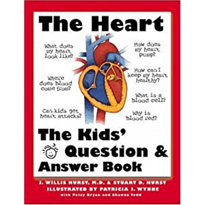the heart the questions and answers book for kids j