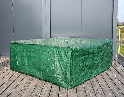 Royal Gardeneer Gartenmöbel-Abdeckung für die komplette Garnitur, XL
