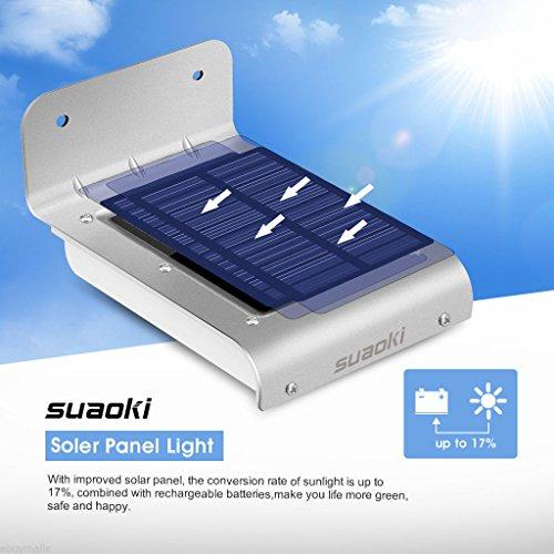 20 LED Solar Power PIR Motion Sensor Outdoor Waterproof Wall Light Garden Lamp (Hummingbird 35 compare prices)