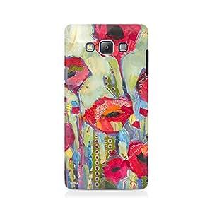 Mobicture Pattern Premium Designer Mobile Back Case Cover For Samsung On 7