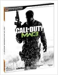 Call of duty modern warfare 3 guide book