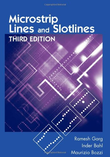Microstrip Lines and Slotlines