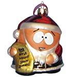 "South Park: 5"" Cartman Santa Ornament"