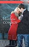 Mistletoe Cowboy: a cowboy inspirational romance (Heart of Oklahoma Book 3)