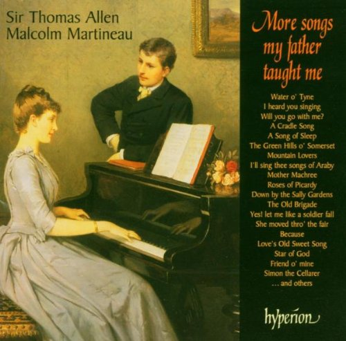 More Songs My Father Taught Me by Allen and Martineau