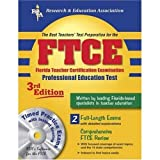img - for FTCE Professional Education w/ CD-ROM (REA) The Best Test Prep: 3rd Edition (FTCE Teacher Certification Test Prep) book / textbook / text book