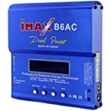 Mystore365 Digital LCD iMAX B6-AC B6AC Lipo/NiMH 2S-6S Bilanz Balancing Charger RC Battery