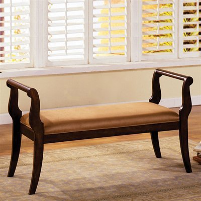 Swansea Solid Wood Bench