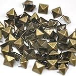TRIXES 100 x Pyramid Punk Rock Leathe...