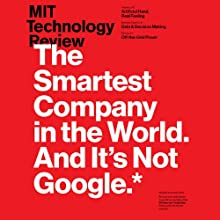 Audible Technology Review, March 2014  by Technology Review Narrated by Todd Mundt