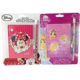 KIDS LICENSING - Diario Princesas Minnie Disney lapiz candado - 5420042209073