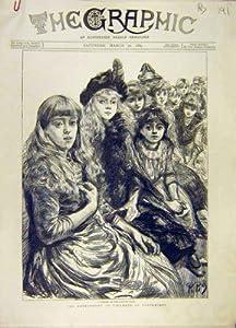 1889 Employment Children Pantomimes Fancy-Dress Ball