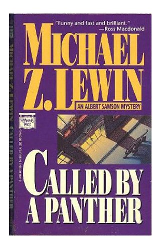 Called By a Panther, Michael Z Lewin