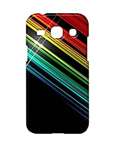Pickpattern Back Cover for Samsung Galaxy Core Plus G3500