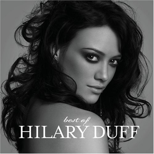 Best Of by Hilary Duff album cover