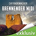 Brennender Midi: Ein Provence-Krimi mit Capitaine Roger Blanc Audiobook by Cay Rademacher Narrated by Oliver Siebeck