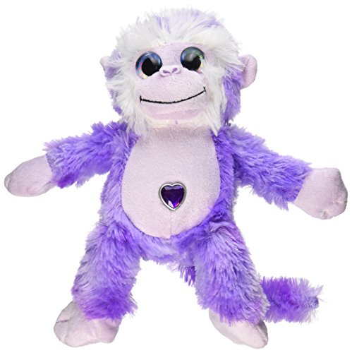 "Wild Republic Sweet and Sassy Monkey 8"" Plush"