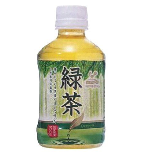 Kobe kyoryuchi green tea 280ml×24 book