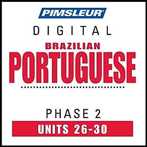 Port (Braz) Phase 2, Unit 26-30 Audiobook