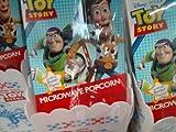 Toy story microwave popcorn