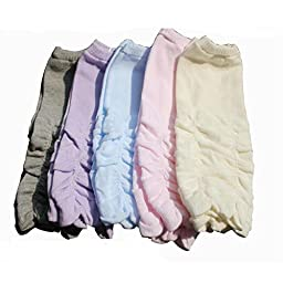Morality Charm Baby Boutique Toddler Infant Boy Girl Ruffled Leg Warmers 5Pair