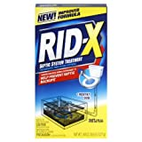 RID-X - Septic System Treatment 1-Dose Powder  9.8 Ounce