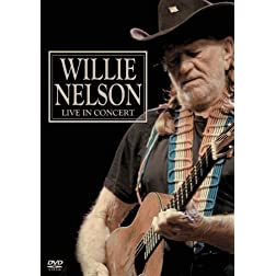 Willie Nelson-Live N Concert
