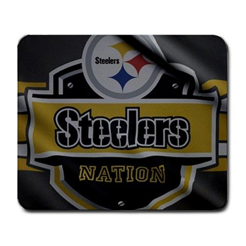 Pittsburgh Steelers Large Mousepad mouse pad Great unique Gift Idea