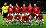 FC Manchester United A3 HD Poster Art shi1275