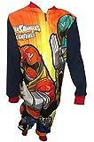 Power Rangers Fleecy Onesie Sleepwear
