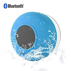 Multicolour Waterproof Bluetooth shower Portable Bluetooth Speaker Compatible with Micromax X088