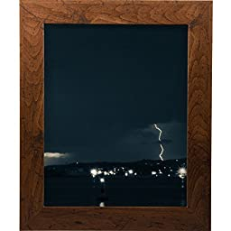 Craig Frames FM26WA2436C 1.26-Inch Wide Picture/Poster Frame in Smooth Grain Finish, 24 by 36-Inch, Dark Brown