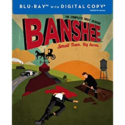 Banshee: Season One (Blu-ray) (Cinemax)