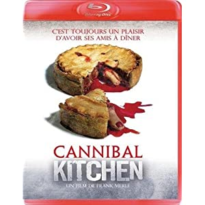 Cannibal Kitchen [Blu-ray]