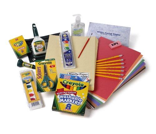Crayola Kindergarten Supply Pack