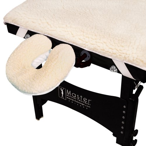 Master Massage New Ultra Fleece Pad Sheet Set for Massage Table (Fleece Massage Headrest Cover compare prices)