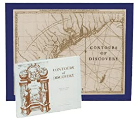 Contours of Discovery: Printed Maps Delineating the Texas and Southwestern Chapters in the Cartographic History of North America - Map