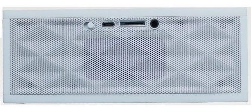 Fun ZipBox Wireless Rechargeable Bluetooth Portable Stereo Speaker (White) Funzip Bluetooth Headsets autotags B00GSCIX6C
