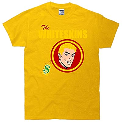 Whiteskins Football Native American Indian T-Shirt