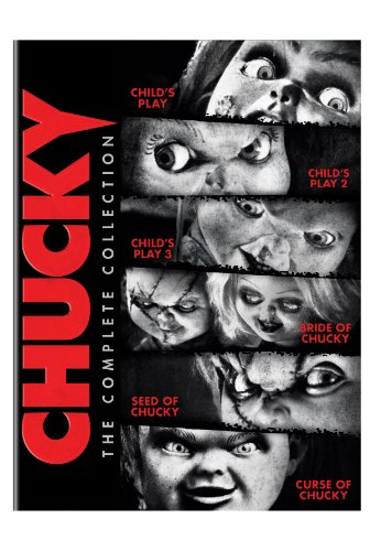 Chucky: The Complete Collection - Limited Edition - Jennifer Tilly