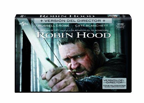 Robin Hood - Edición Horizontal [DVD]