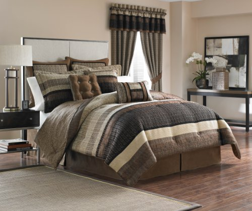Croscill Sahara Comforter Set, Queen back-951610