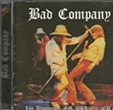 Bad Company Live Albuquerque New Mexico USA 1976 2CD Set